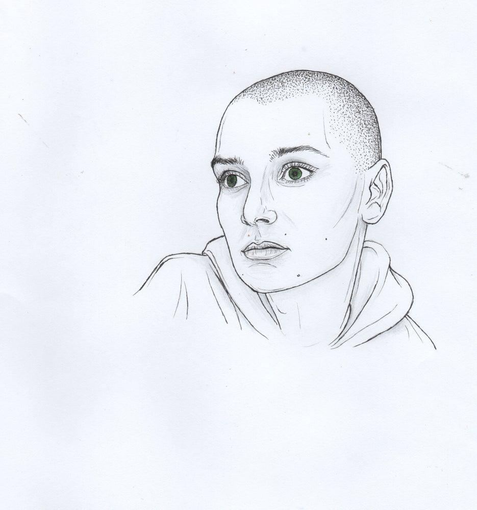 Image of sinead original portrait