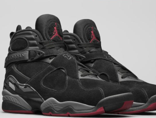 "Image of Air Jordan Retro 8 ""Bred"" Pre-Order"
