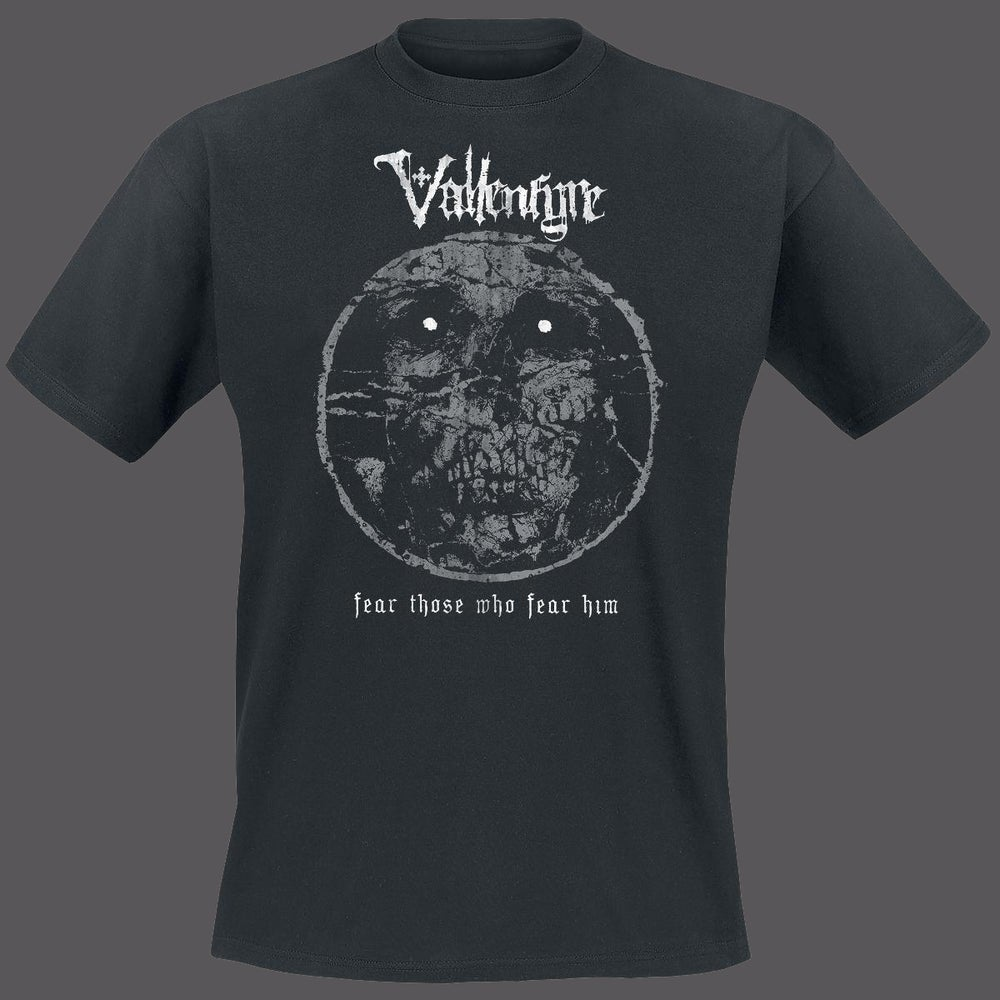 Image of Fear Those Who Fear Him Album Cover T-Shirt