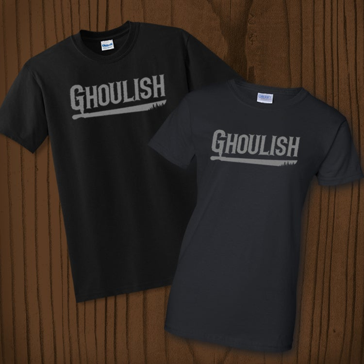 Image of Ghoulish Logo t-shirt