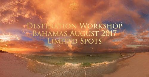 Image of August 2017 Bahamian Destination Workshop **Deposit**
