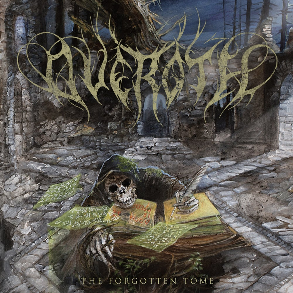 Image of The Forgotten Tome CD *Pre-Order*
