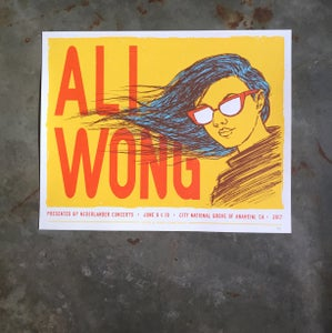 Image of Ali Wong Presented By Nederlander Concerts