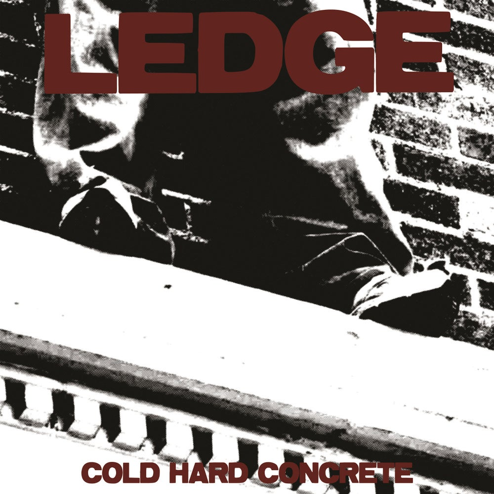 Image of Ledge - Cold Hard Concrete LP
