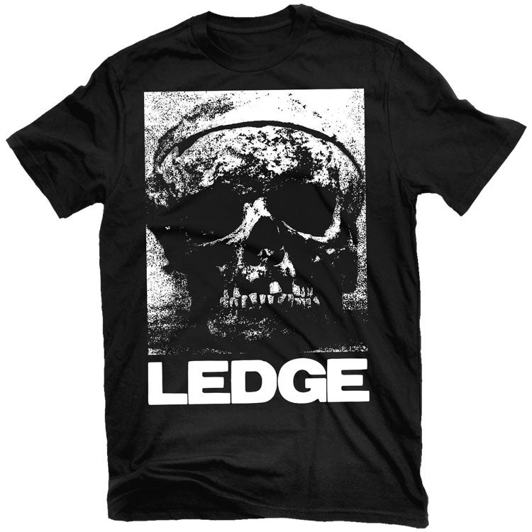 Image of Ledge - Cold Hard Concrete CD & T-Shirt Package - Preorder