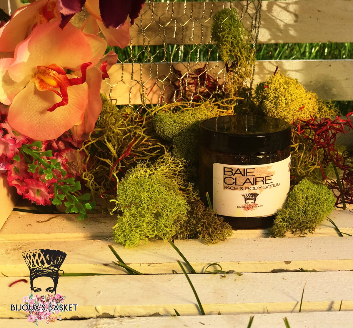 Image of Baie Claire Face & Body Scrub