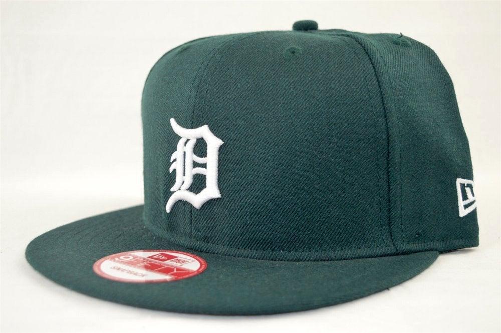 Image of Detroit Tigers Green New Era 950 Snapback