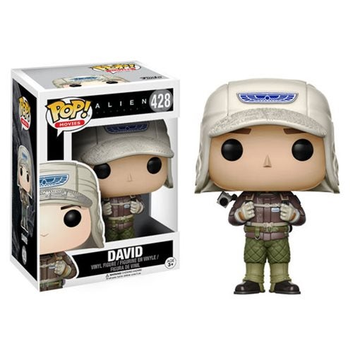 Image of Alien Covenant David Pop! Vinyl Figure