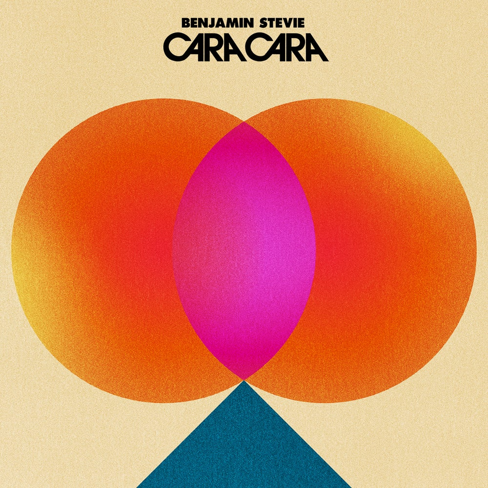 Image of PRE-ORDER Benjamin Stevie - Cara Cara (LP)