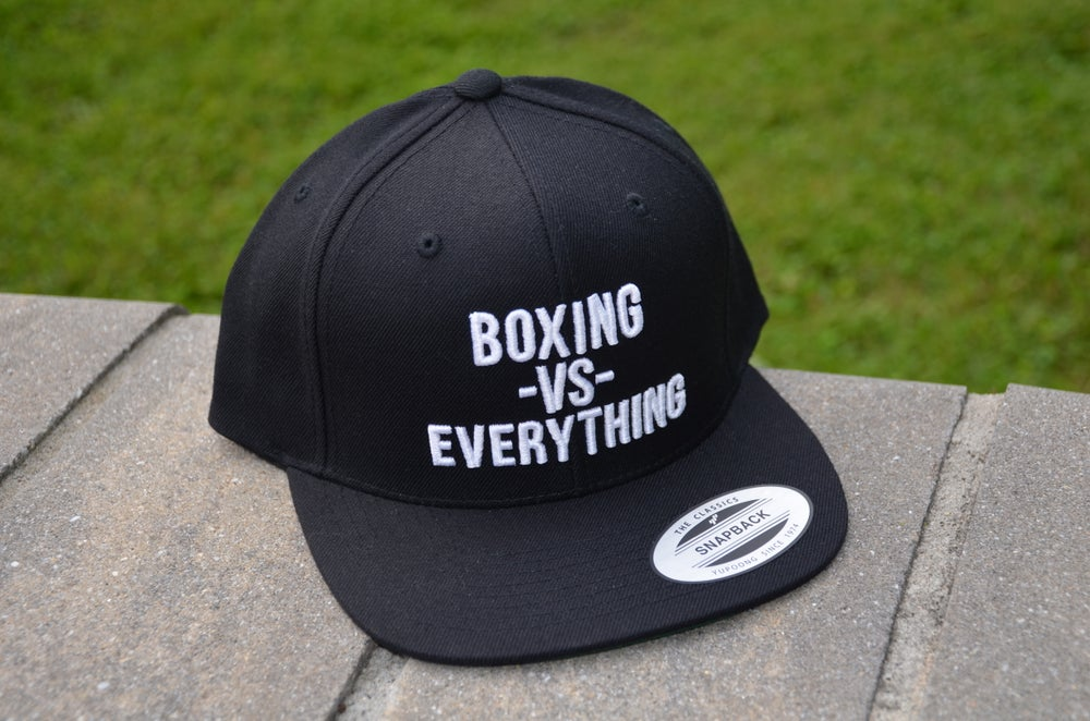 Image of Boxing vs Everything Snapbacks BACKORDERED
