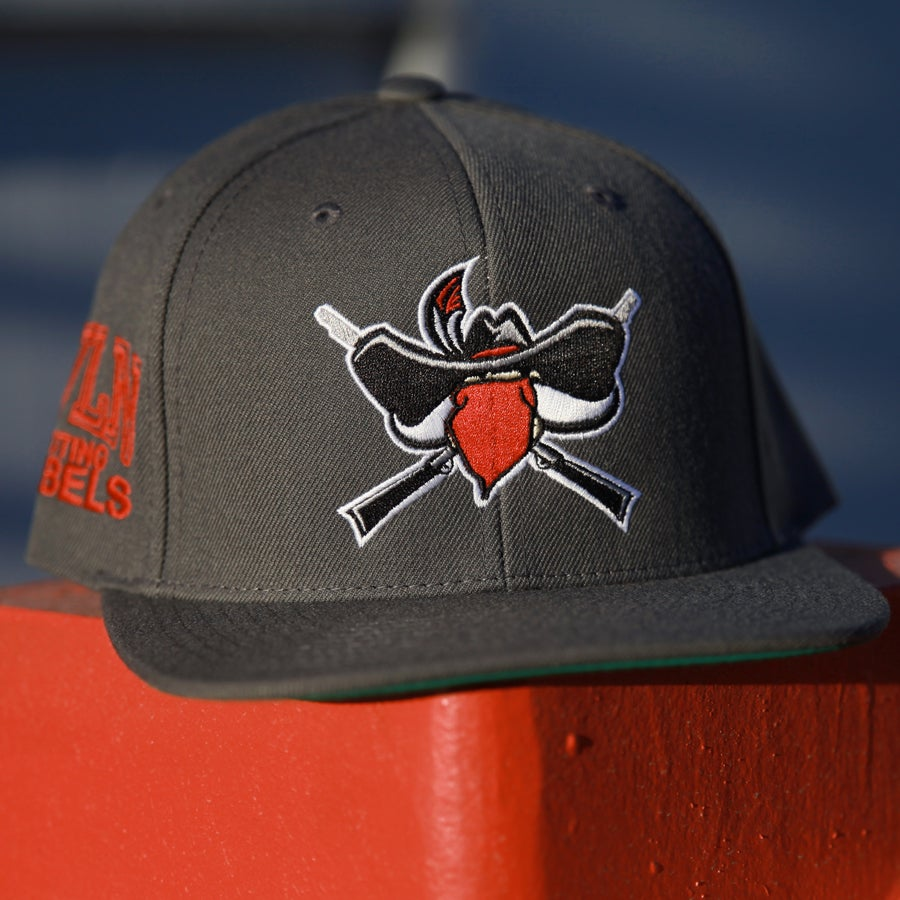 Image of Rioting Rebel Grey hat