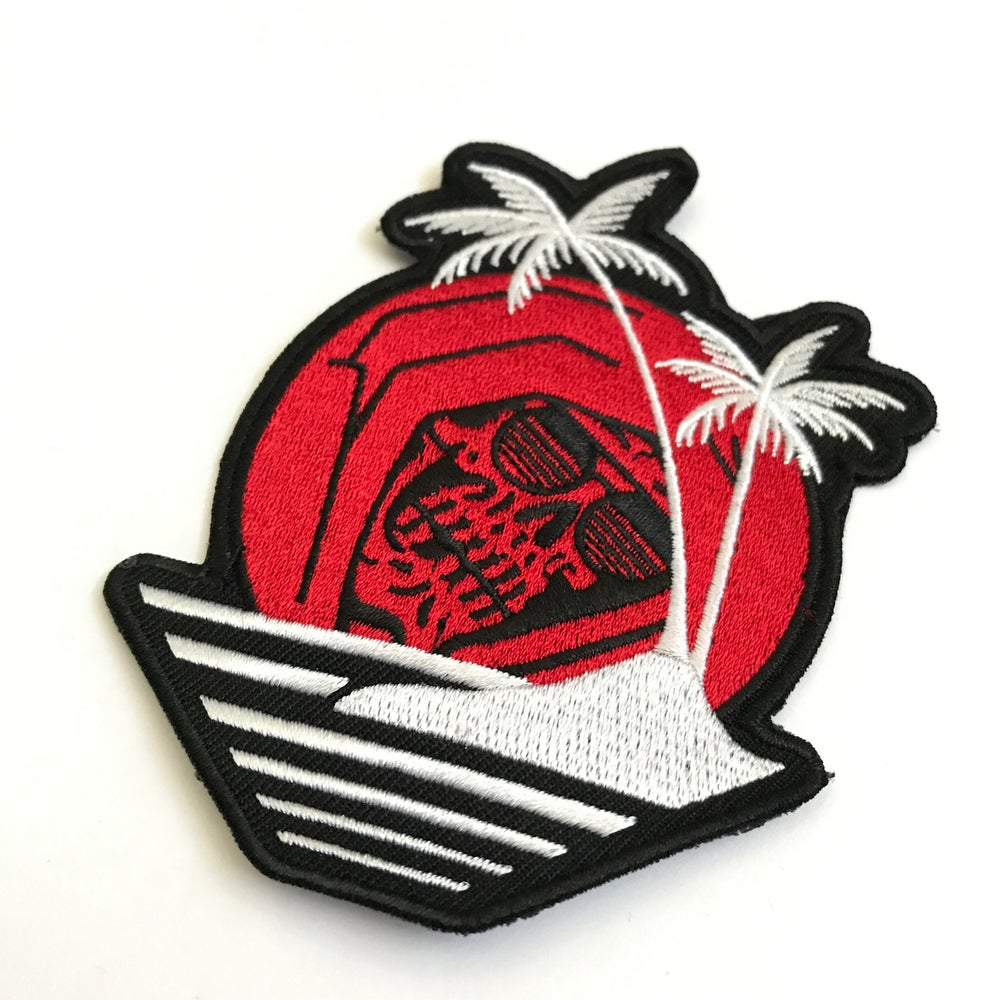 Image of DEATH IN PARADISE PATCH