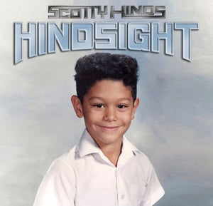 """Image of Scotty Hinds """"Hindsight"""" CD"""