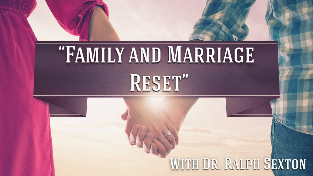 Image of Family and Marrige Reset