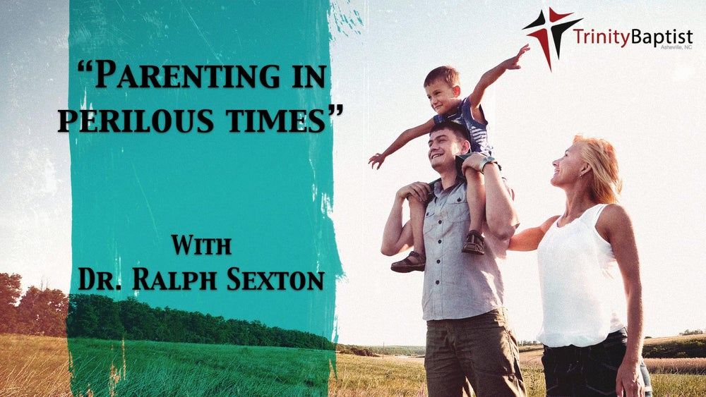 Image of Parenting in Perilous Times