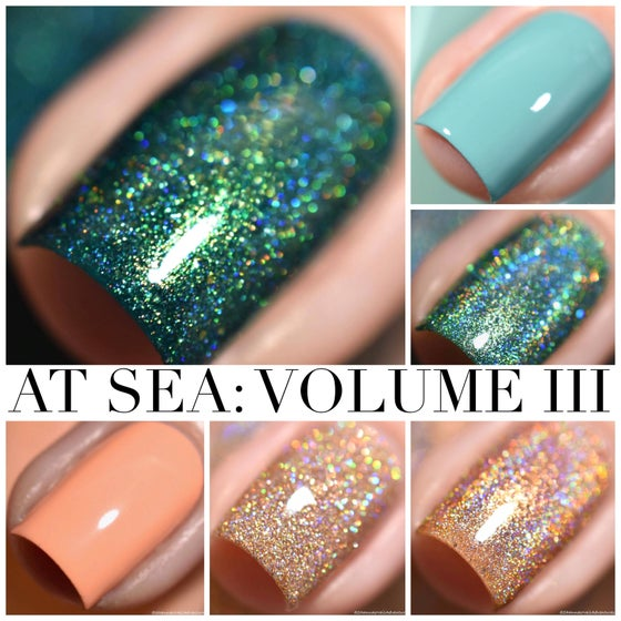 Image of At Sea: Volume III Collection