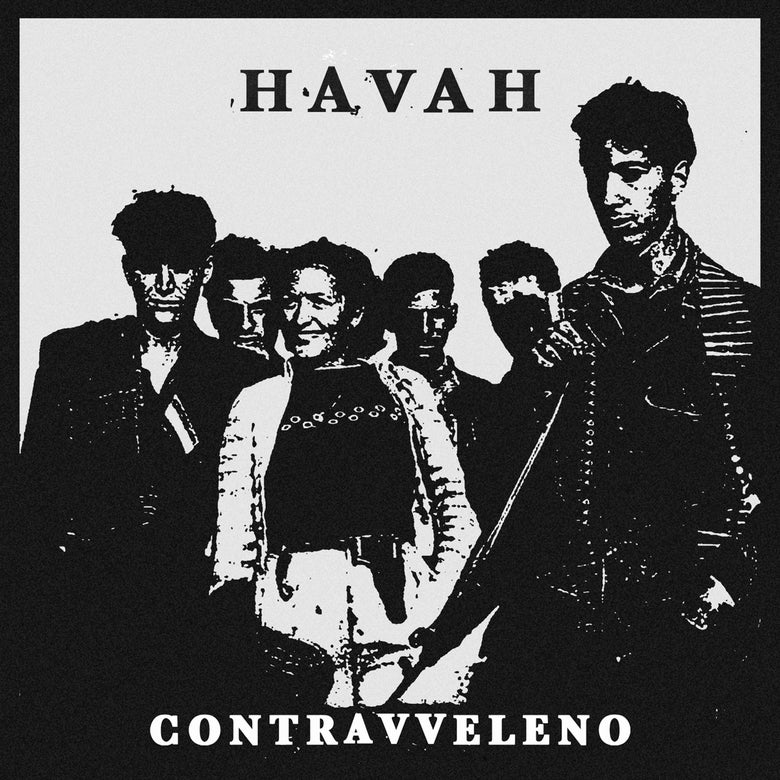 Image of Havah - Contravveleno LP (MDR017)