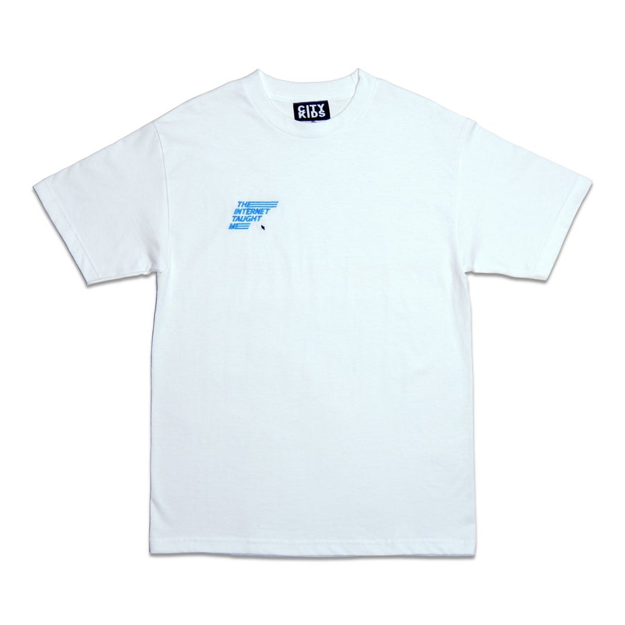 Image of Internet Tee - White