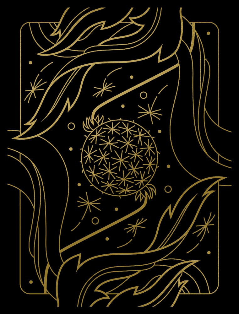 Image of Botanica Tarot Deck - Preorder until 7/21