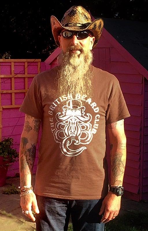 Image of Summer Colours - Chestnut T-Shirt