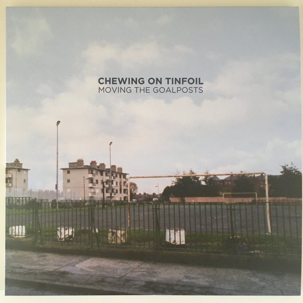 """Image of Moving the Goalposts 10"""" EP"""