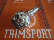 "Image of Trimsport VW Golf Mk3 ""Half Golfball"" Dimpled Gearknob"