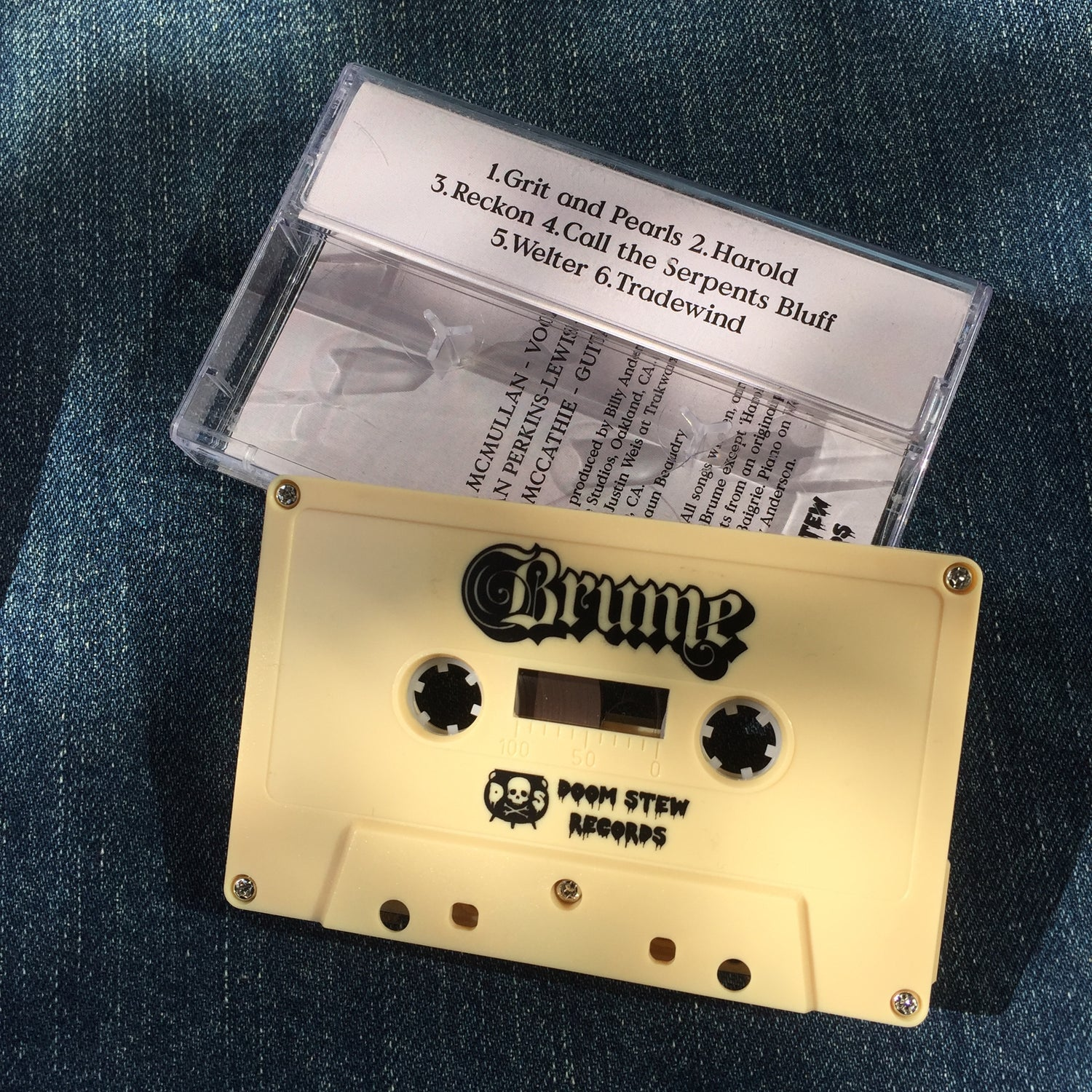 Image of Brume - Rooster - Cassette Tape