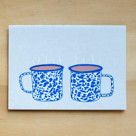 Image of Enamel Cups