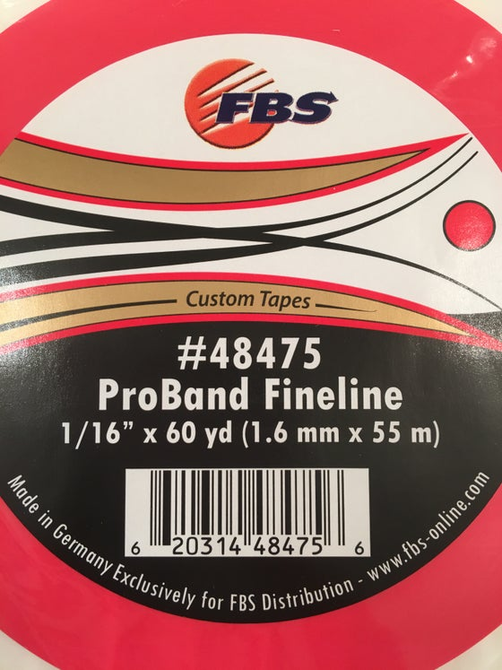 Image of LA ROUGE 1/16 FBS - FINELINE TAPE