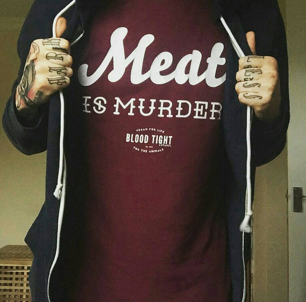Image of MEAT IS MURDER