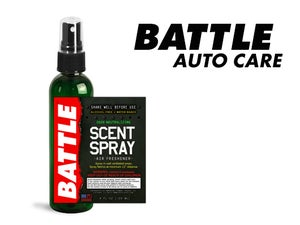 Image of Battle Auto Scent Spray