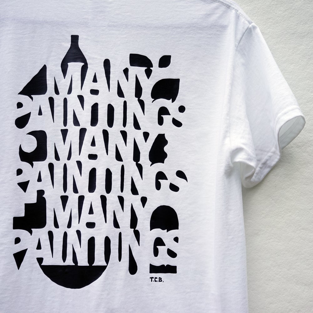 Image of Many Paintings Tee