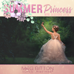 Image of Summer Princess Mini Sessions 2018