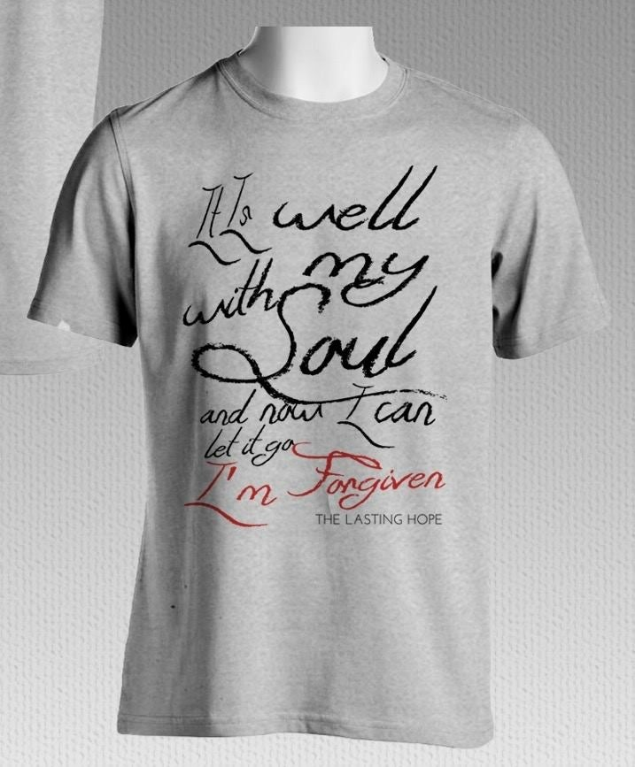 Image of Forgiven T-Shirt