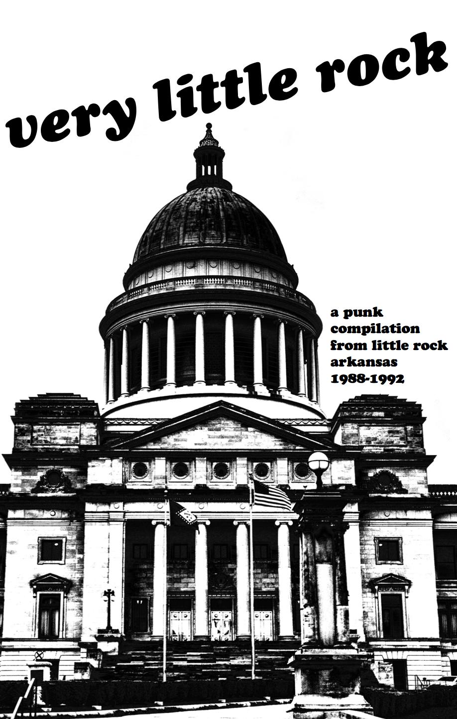 "Image of ""Very Little Rock"" punk compilation cassette"