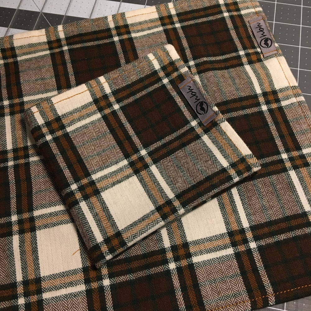 Image of Woodland flannel