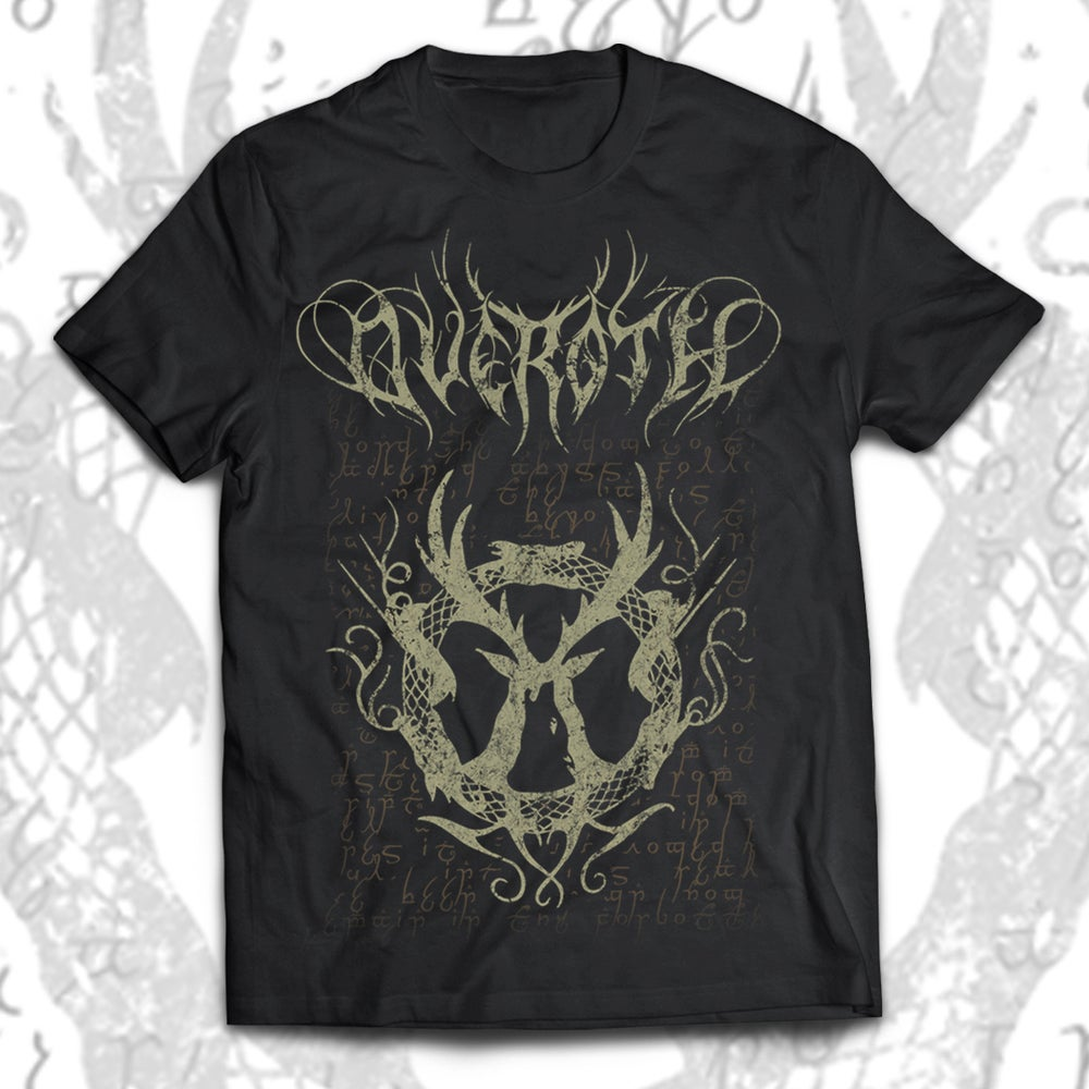 Image of Overoth Sigil T-Shirt *Pre-Order*