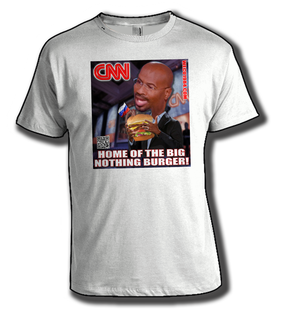 Image of Interactive Van Jones Nothing Burger