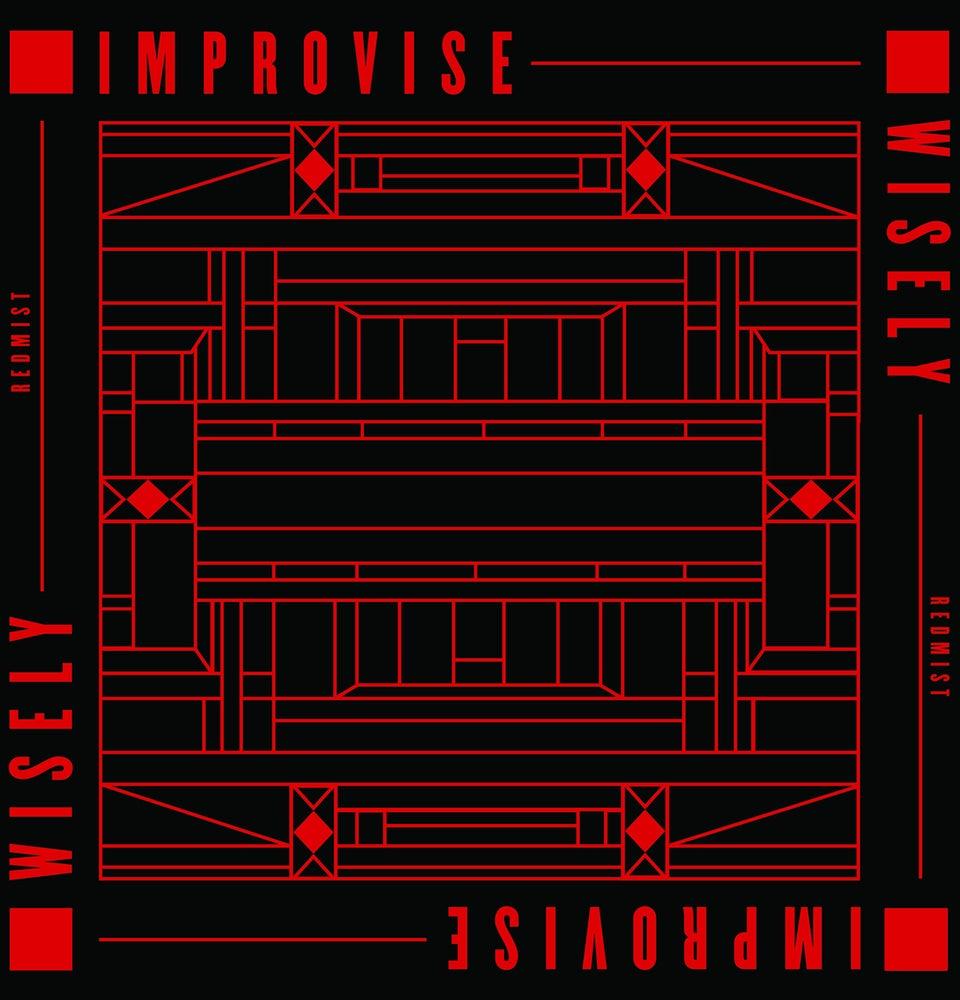 "Image of 12"" Vinyl - Redmist - Improvise Wisely (CNP009)"