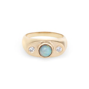 Image of Opal Augusta Ring