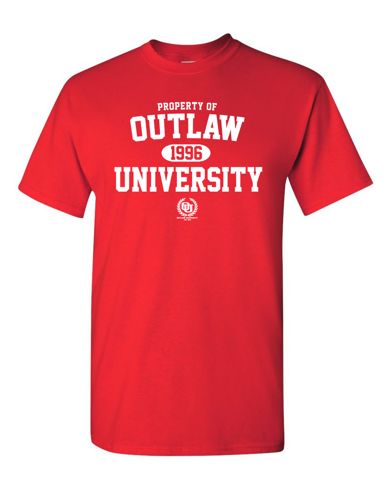 Image of OU Property Tshirts- Comes in Black,White,Red,Navy Blue, Grey - CLICK HERE TO SEE ALL COLORS