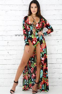 Image of Luana Swimsuit Set