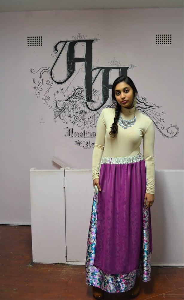 Image of Luna Layer Skirt (Blossom).