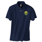 Image of Navy Blue polo