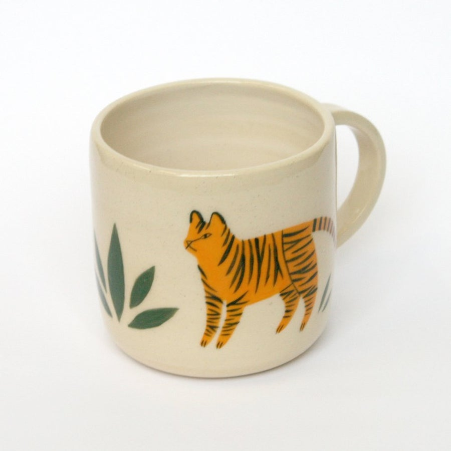 Image of Tiger Mug