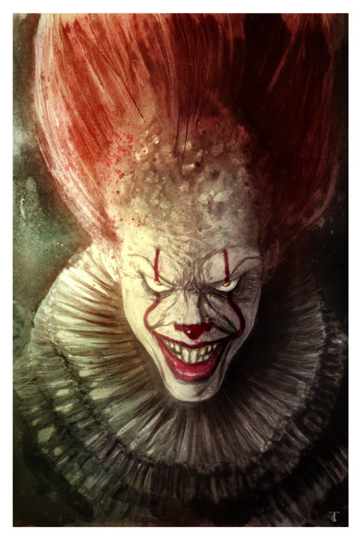Image of PENNYWISE PRINT
