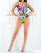 Image of Bali Swimsuit Set