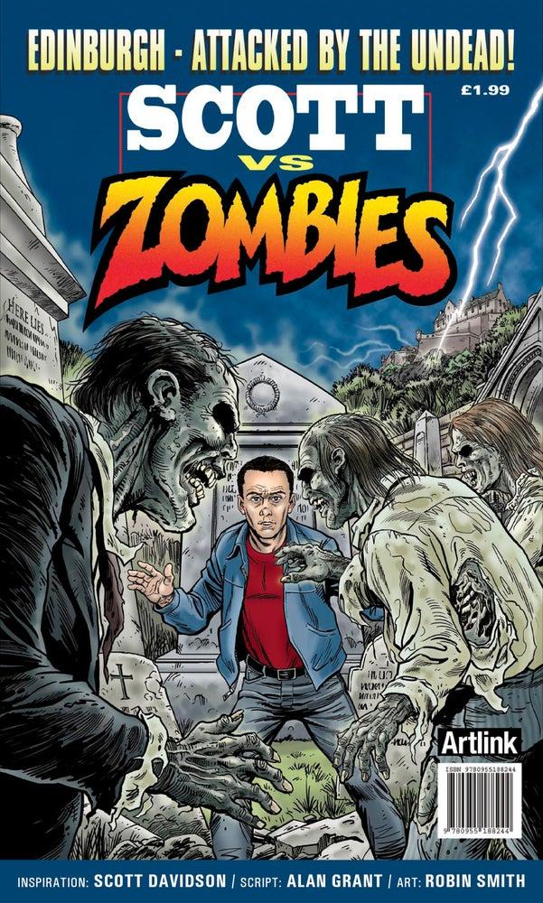 Image of Scott vs Zombies