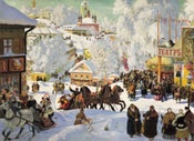 Image of Russian winter