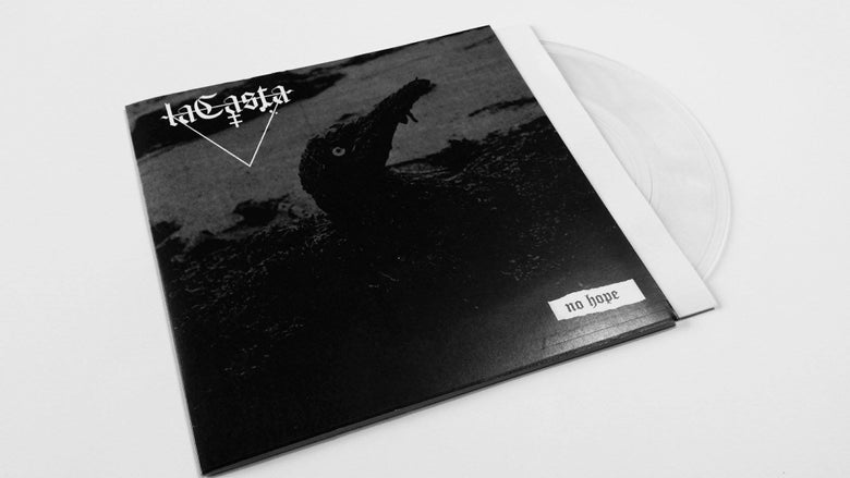 "Image of 'No Hope' [Single 7"" Clear Vinyl Version (33⅓ RPM​)​] strictly limited edition"